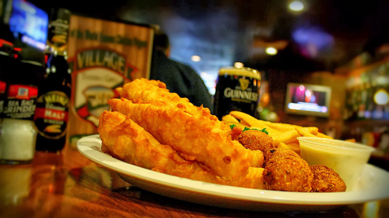 Today 39 s specials friday lunch dinner specials for Atlantic fish fry