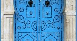 What is Bridget Beari Dreaming about.... Tunisian doors!