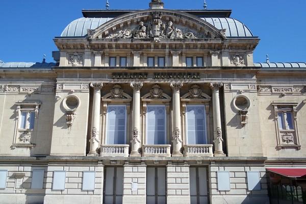 bourg-en-bresse théâtre