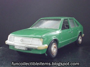 Opel Kadett Toy Vehicle
