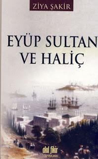 Ziya Şakir - Eyüp Sultan ve Haliç