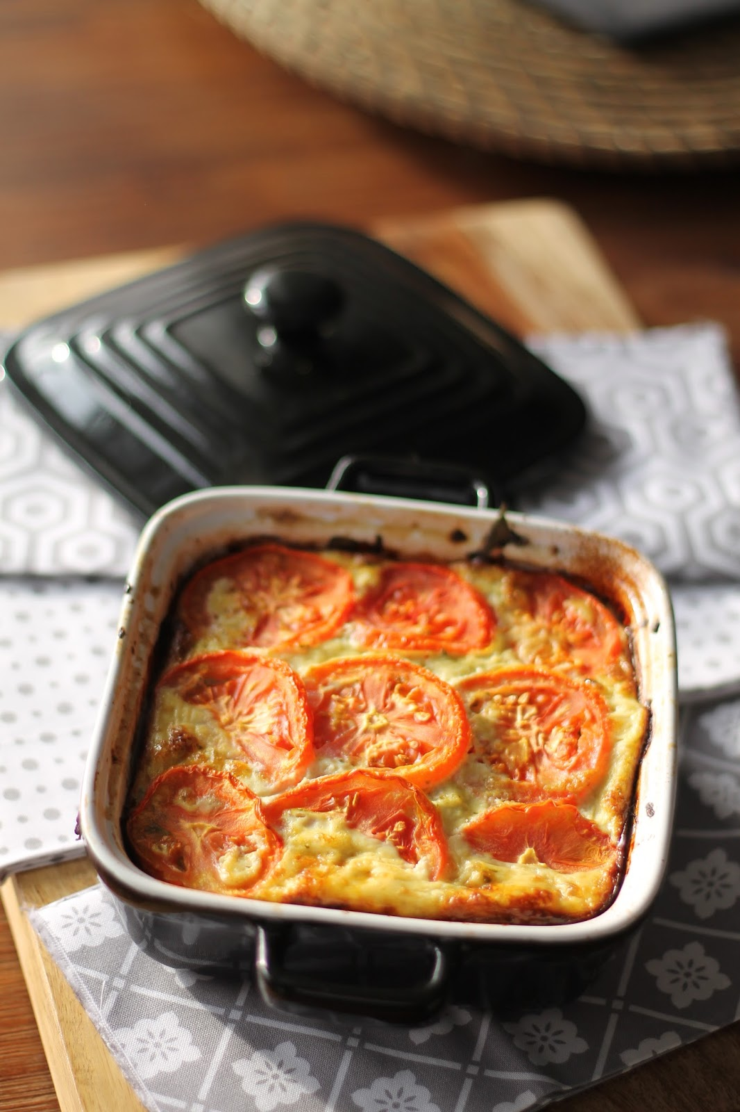 healthy recipe, egg bake, quick party food, easy side dish, dairy free, grain free