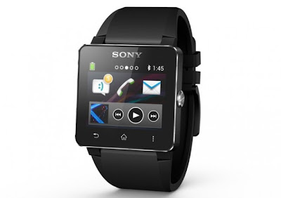 smartwatch, Sony, gadget, android