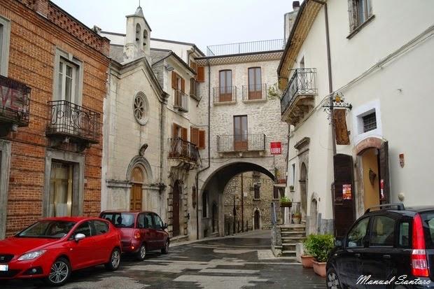 Pacentro, Chiesa di San Marco