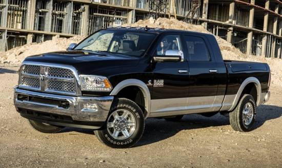 2017 Dodge RAM 2500 Tradesman Review | Dodge Release