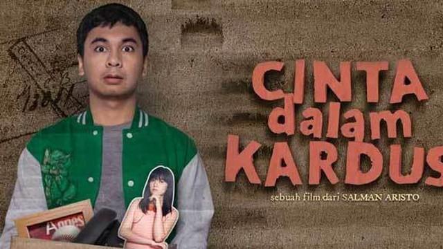 Cinta Dalam Kardus (2013) Film Romantis Indonesia Terbaik Paling Banyak di tonton