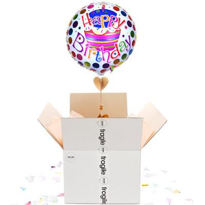 Balon HBD Surprise