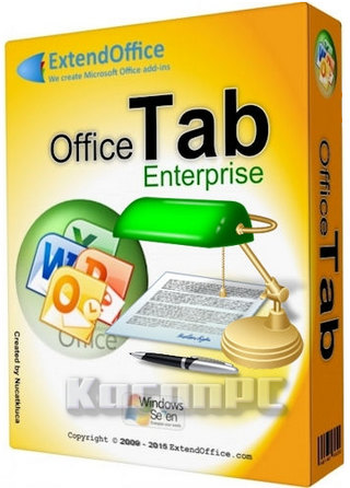 office tab enterprise 9.81 name and key