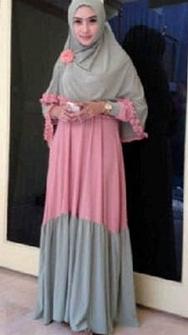 baju muslim modern tanah abang