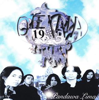 Kumpulan Lagu Mp3 Terbaik Dewa 19 Full Album Pandawa Lima (1997) Lengkap
