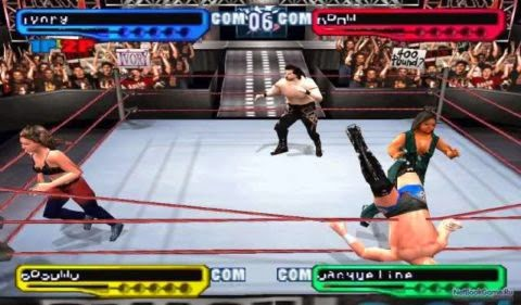 WWF Smackdown 2 Know Your Role Apk Data Full Android