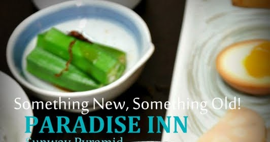 Paradise Kitchen Menu