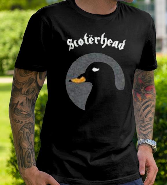 ScoterHead T Shirts Hoodie Sweatshirt