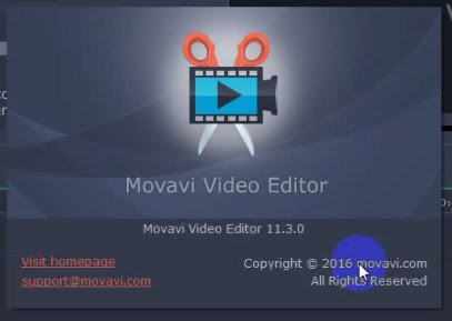 what is the activation key of movavi video editor