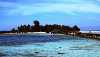 Pulau Cantik Yang Terpencil Di Kepulauan Seribu