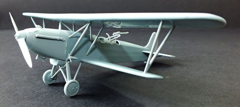 lf models   fokker c v d  released
