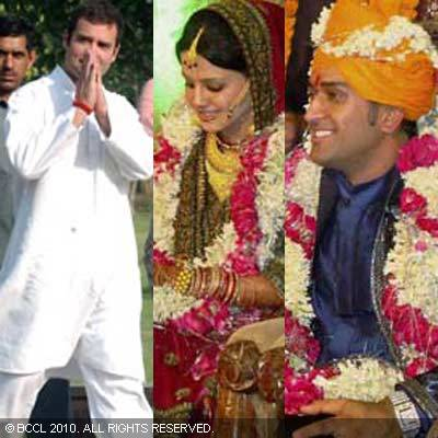 Mahendra Singh Dhoni Marriage Photos ~ Cricket, Football ...