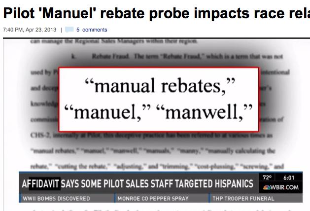 Jimmy Cleveland Nissan >> Haslam Family Business FBI & IRS Raid Commentary ...
