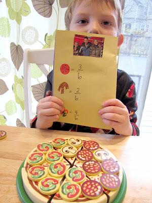 Little Nino's Pizzeria Go Along Activity
