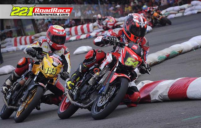 Daftar Pembalap Tercepat di Kualifikasi Honda Dream Cup Seri 3 Kemayoran