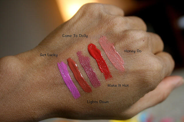 BUXOM Va-Va Plump Shiny Liquid Lipstick
