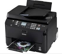 Epson WorkForce Pro WP-4535 DWF Driver Download