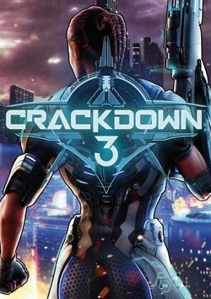 Crackdown 3 Jogos Torrent Download capa