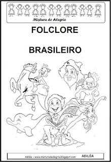 Folclore e seus personagens
