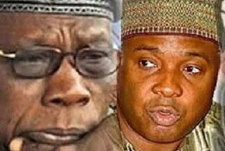 Obasanjo and Saraki