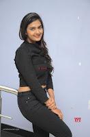 Neha Deshpandey in Black Jeans and Crop Top Cute Pics Must see ~  Exclusive Galleries 005.jpg