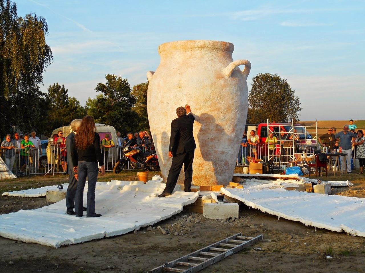 największy gliniany garnek świata