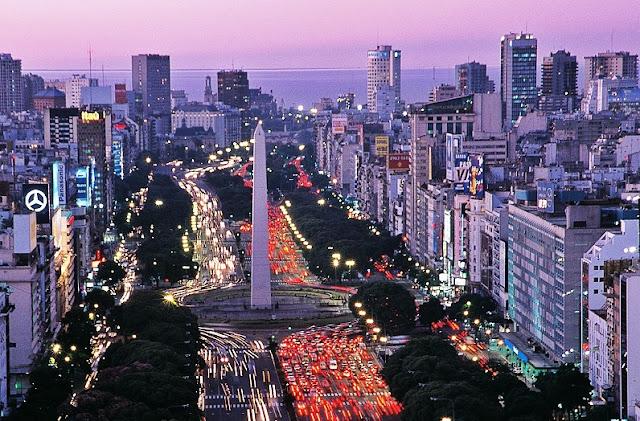 Aluguel de carro em Buenos Aires Argentina