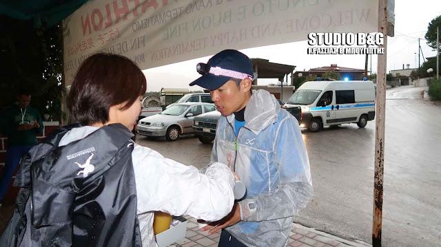 Υπό σφοδρή βροχόπτωση πέρασε το Σπάρταθλο από το Μαλαντρένι Αργολίδας - Νικητής ο Γιοσιχίκο Ισικάουα (βίντεο)
