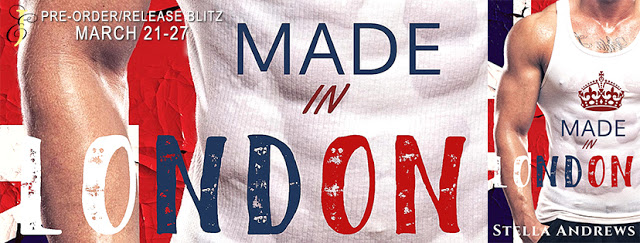 Pre-Order/Release Giveaway Made In London by Stella Andrews