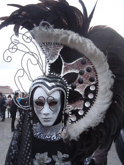 Carnival of Venice, Diaries of an explorer
