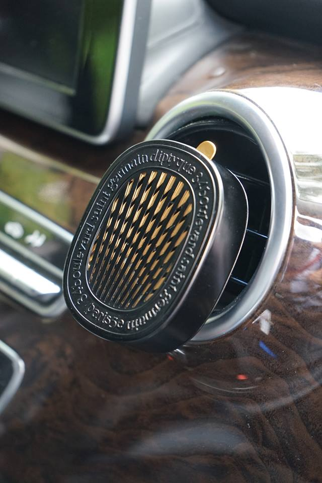 Diptyque Un Air De Diptyque Car Diffuser Small N Hot