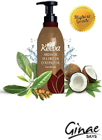 Keeva Best Deep Organic Conditioner