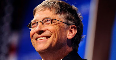 Bill Gates, founder of Gates Millenium Scholars Program