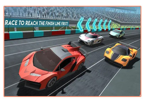 لعبة كار راينسينج 2018 Car Racing