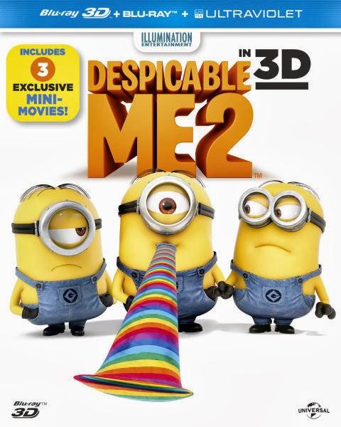 Despicable me 2 all 3 mini movies 2013 : Abc the
