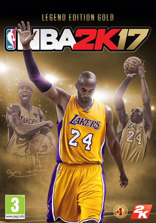 Descargar NBA 2K17: Legend Edition Gold [PC] [Full] [Español] [ISO] Gratis [MEGA]