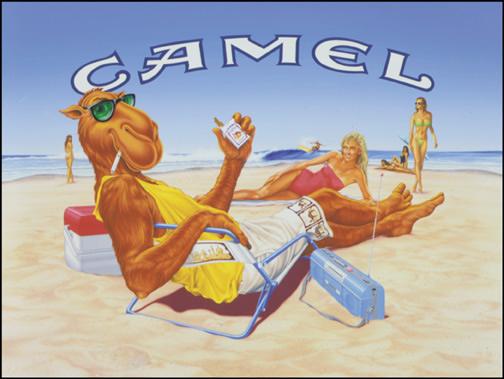 Joe camel essay