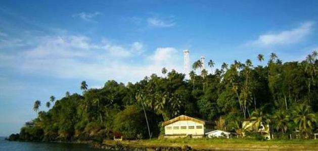 Legenda Aceh Selatan ada Gunung Berbentuk Gadis Tidur Telentang