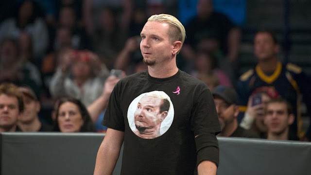 James Ellsworth WWE SmackDown Live