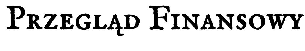Przegląd Blogów Finansowych
