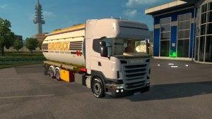 Scania R2008 truck mod