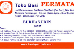 Supplier Besi Beton