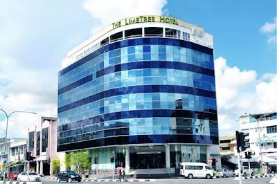 Lime Tree Hotel Kuching Sarawak