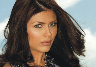 Hot Girls Of World: Flashback Scans: Tetyana Veryovkina