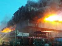 Lho? Barusan Terbakar, Sudah Ada Wacana Pasar Senen Dibangun Apartemen